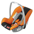 Детское автокресло Fisher-Price Infant Carrier Hot Orange