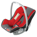 Детское автокресло Fisher-Price Infant Carrier Electric Red