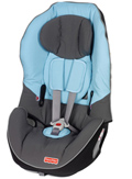 Детское автокресло Fisher-Price 3 Stage Booster Ice Blue