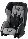 Автокресло (Рекаро) RECARO Young Expert Plus Isofix (bellini Black / Grey)