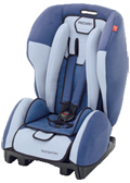 Автокресло (Рекаро) RECARO Young Expert Plus Isofix (bellini Steel/Blue)