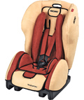 Детское автокресло (Рекаро) RECARO Young Expert Plus Isofix Bellini Ruby/Cream