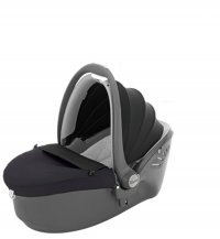 Люлька-переноска BABY-SAFE SLEEPER цв. Black Thunder
