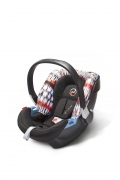 Детское автокресло Cybex Aton 2 Fashon Citi Light multicolour