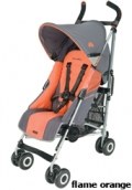 Прогулочная коляска Maclaren Quest Sport Charcoal/Flame Orange