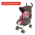 Прогулочная коляска Maclaren Quest Sport Coffee Carmine Rose